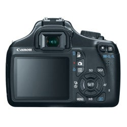 Canon EOS Rebel T3 Digital SLR with 18-55mm Lens - Thumbnail 1