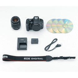 Canon EOS Rebel T3 Digital SLR with 18-55mm Lens - Thumbnail 2