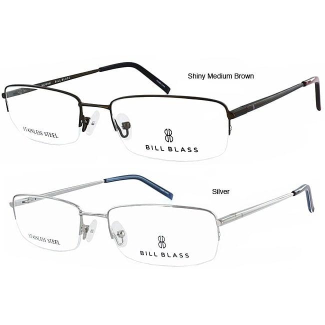 8396dd208192 Shop Bill Blass BB957 Men's Eyeglasses Frame - Free Shipping On Orders Over  $45 - Overstock - 5701142