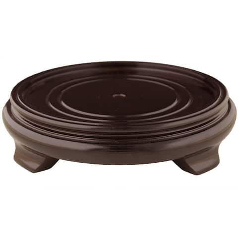 Handmade Rosewood Pedestal Stand