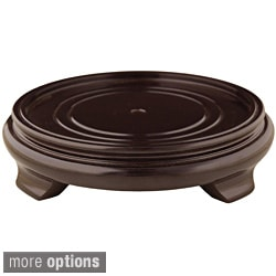 Wooden Rosewood Pedestal Stand (China)