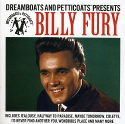 Billy Fury - Dreamcoats And Petticoats Presents... Billy Fury