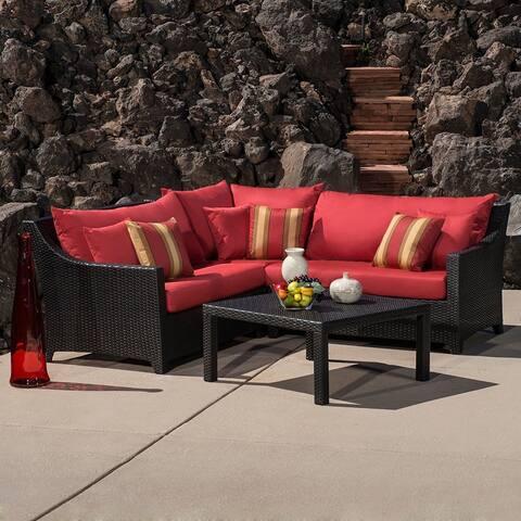 RST Cantina 4-piece Outdoor Sectional Set