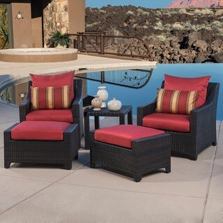 RST Cantina Club Chairs with Side Table Set