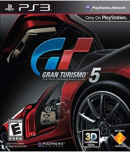 PS 3 - Gran Turismo 5 (Pre-Played)