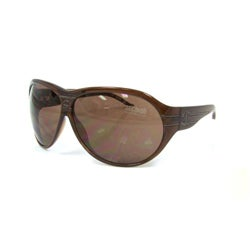 Just Cavalli Women's Brown Oversized Sunglasses