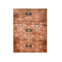 Wooden Olde-Worlde Vintage 5-drawer Chest (China)