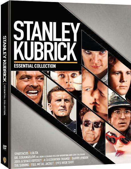 Stanley Kubrick: The Essential Collection (DVD)