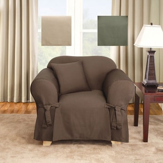 Sure Fit Logan Chair Slipcover