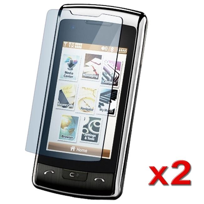 INSTEN 2-LCD Kit Screen Protector for LG enV Touch VX11000 (Pack of 2)