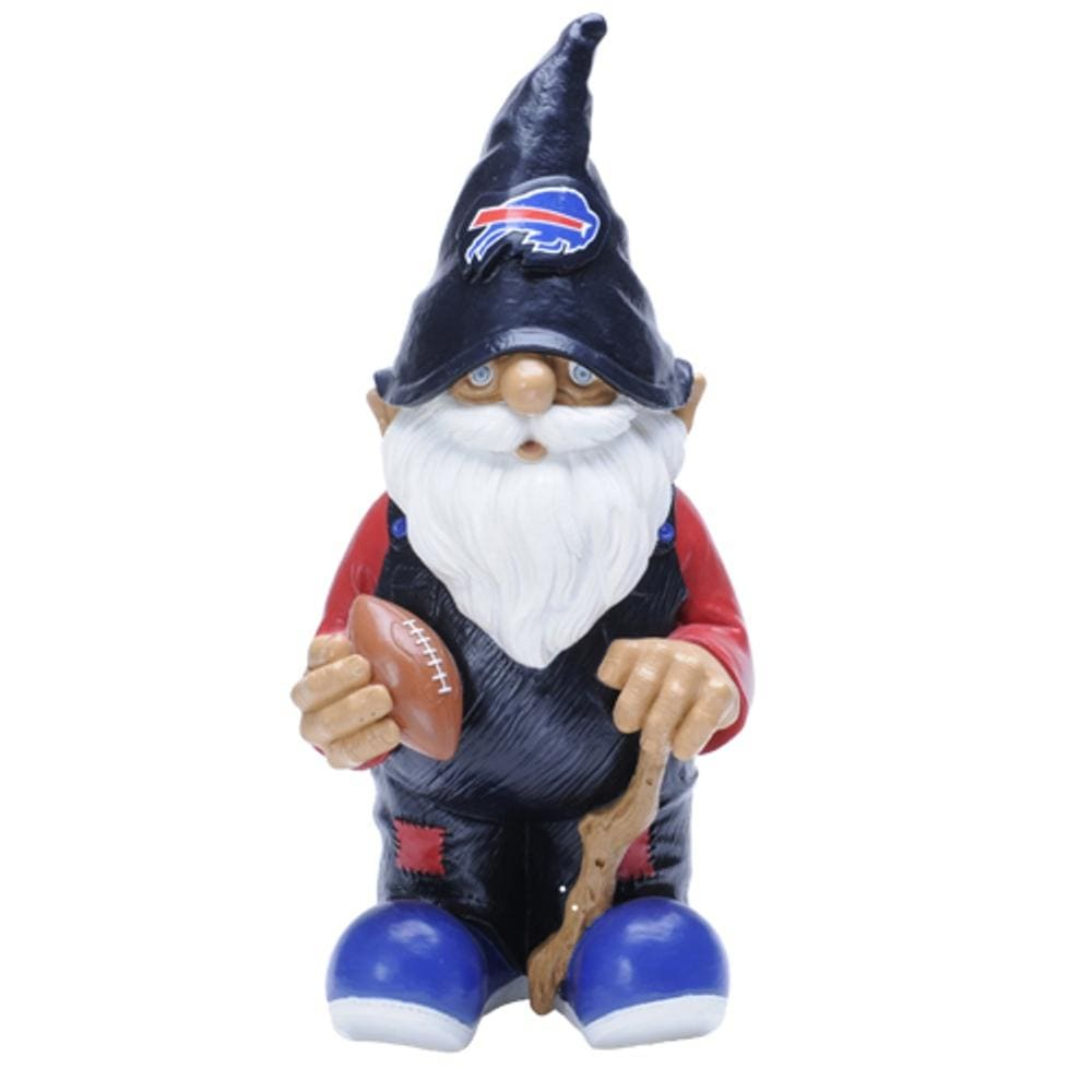 Buffalo Bills 11-inch Garden Gnome