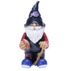 Buffalo Bills 11-inch Garden Gnome - Thumbnail 2