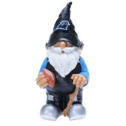 Carolina Panthers 11-inch Garden Gnome