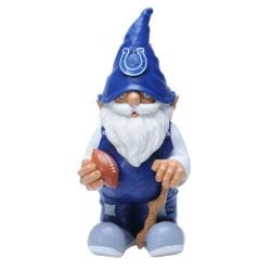 Indianapolis Colts 11-inch Garden Gnome - Thumbnail 2
