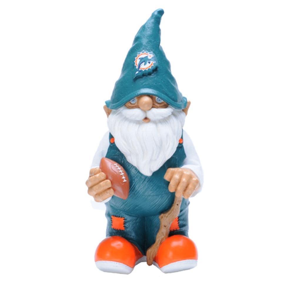 Miami Dolphins 11-inch Garden Gnome
