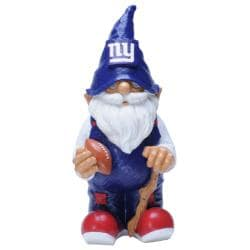 New York Giants 11-inch Garden Gnome