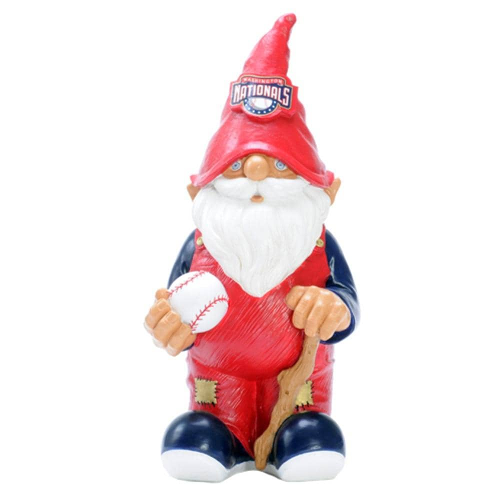 Forever Collectibles Washington Nationals 11-inch Garden Gnome