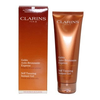 Clarins 4.2-ounce Self Tanning Instant Gel