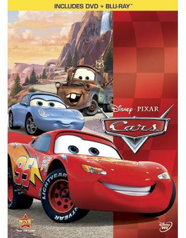 Cars (Blu-ray/DVD)