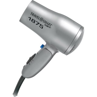 Conair 1875-Watt Folding Travel Mini Hair Dryer