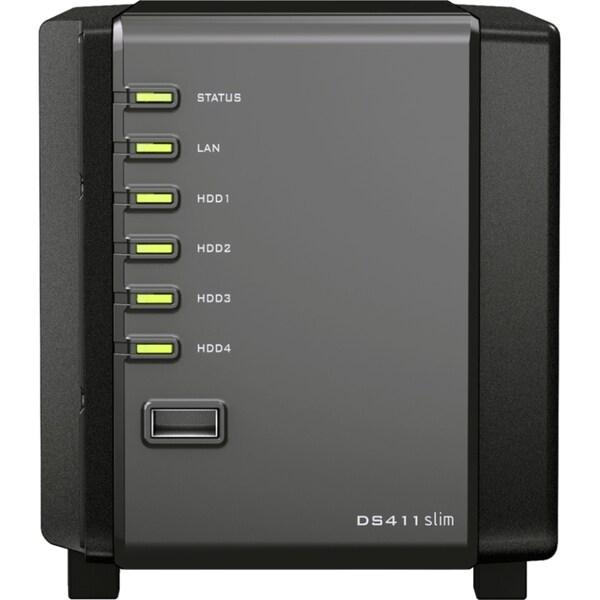 Synology DiskStation DS411slim Netwok Storage Server