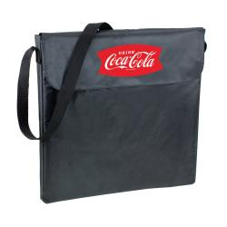X-Grill Coca-Cola 18.5-inch Charcoal BBQ w/ Carrying Tote - Thumbnail 1