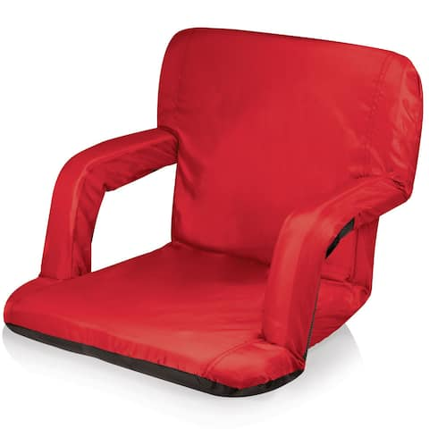 Ventura Seat Red Backpack Strap Portable Recliner