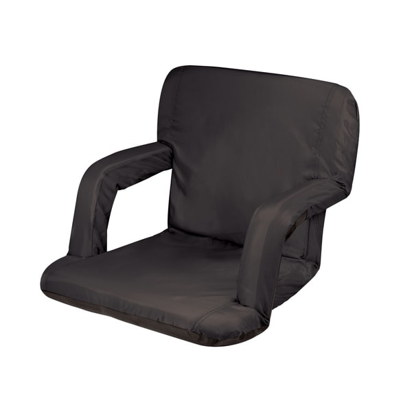 Ventura Seat Black Backpack Strap Portable Recliner