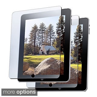INSTEN Screen Protector for Apple iPad (Pack of 2)