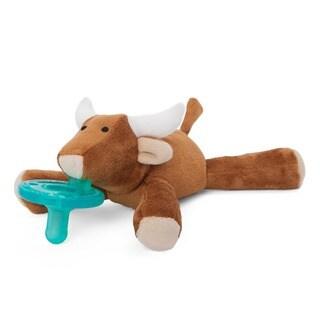 WubbaNub Long Horn Bull Infant Pacifier
