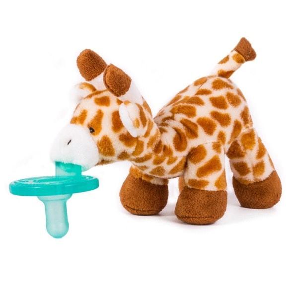 WubbaNub Giraffe Infant Pacifier