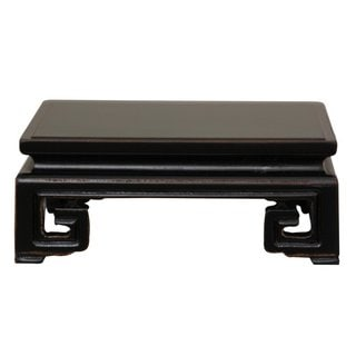 Spruce Wood 8-inch Square Stand (China)