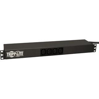 Tripp Lite PDU Basic 208V / 240V 20A C19 C13 14 Outlet L6-20P 1U RM
