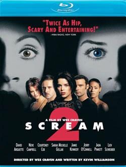 Scream 2 (Blu-ray Disc)