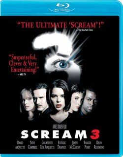 Scream 3 (Blu-ray Disc)