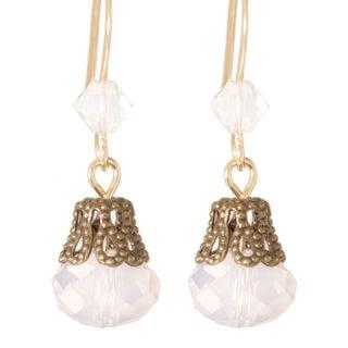 'Chumani' 14k Gold Fill Crystal Earrings