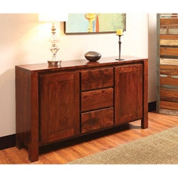 Kosas Home Lawton 3 Drawer 2 Door Buffet Free Shipping Today 13451420