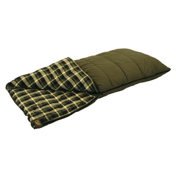 ALPS Outdoorz Redwood -10-degrees Oversized Rectangle Sleeping Bag