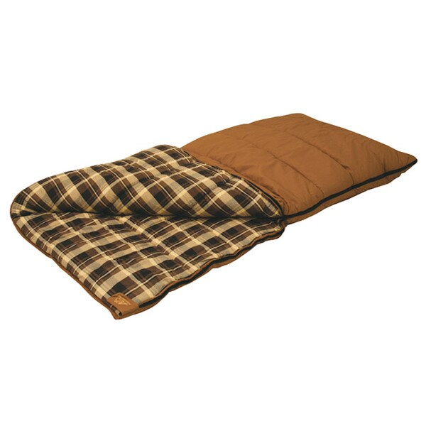 ALPS Outdoorz Redwood -25-degrees Oversized Rectangle Sleeping Bag