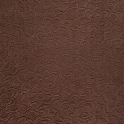 Candice Olson Loomed Chocolate Floral Plush Wool Rug (8' x 11') - Thumbnail 2