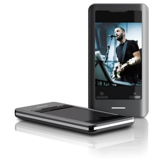 Coby MP827 4 GB Flash Portable Media Player