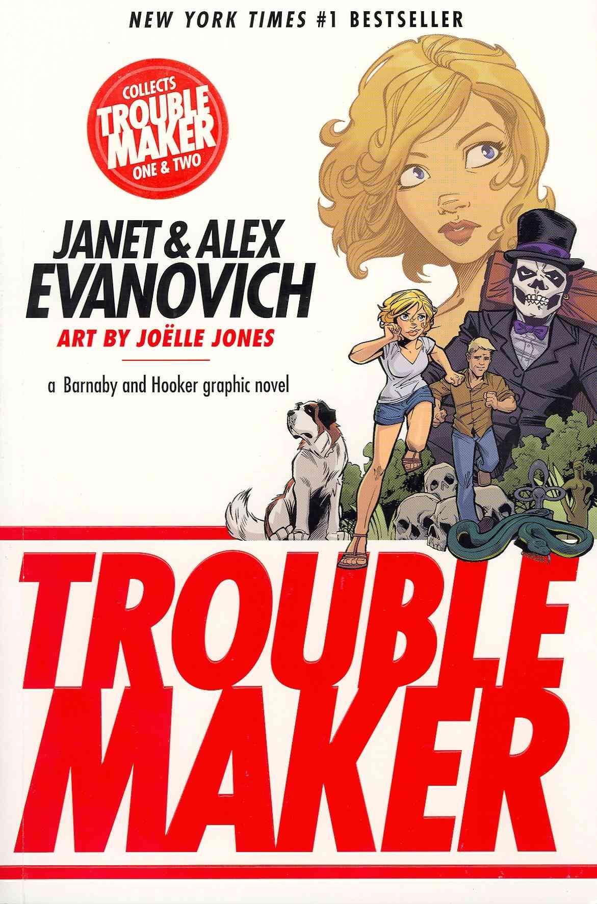 Troublemaker (Paperback)