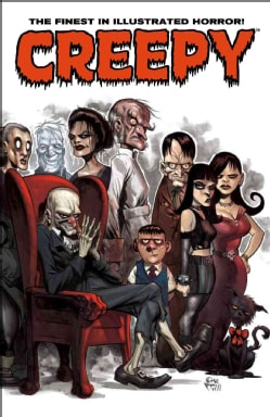 Creepy Comics 1 (Paperback)