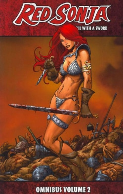 Red Sonja Omnibus 2: She-devil With a Sword (Paperback)