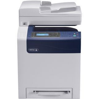 Xerox WorkCentre 6505N Laser Multifunction Printer - Color - Plain Pa