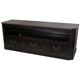 Rosewood Flat Screen Television Console (China)
