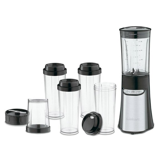 Cuisinart CPB-300 SmartPower 15-Piece Compact Portable Blending/ Chopping System - Thumbnail 0