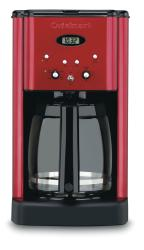 Cuisinart DCC-1200MR Brew Central Metallic Red 12-cup Programmable Coffeemaker