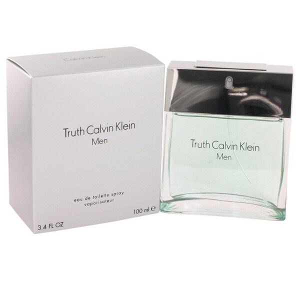 Calvin Klein Truth Men's 3.4-ounce Eau de Toilette Spray