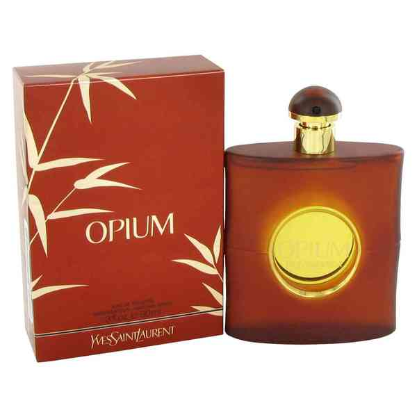 Yves Saint Laurent Opium Women's 3-ounce Eau de Toilette Spray